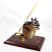 Chipmunk Pen Set