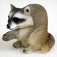 Raccoon Tiny One Figurine