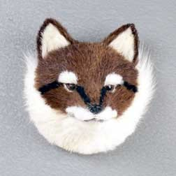 Fox Red Magnet Fur