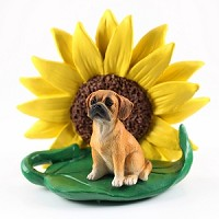Puggle Sunflower Friend